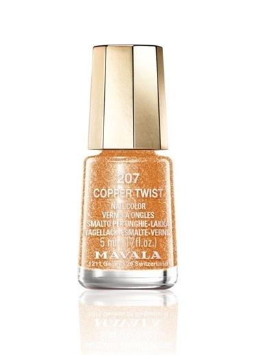 Mavala Mavala 207 Copper Twist Oje Renksiz